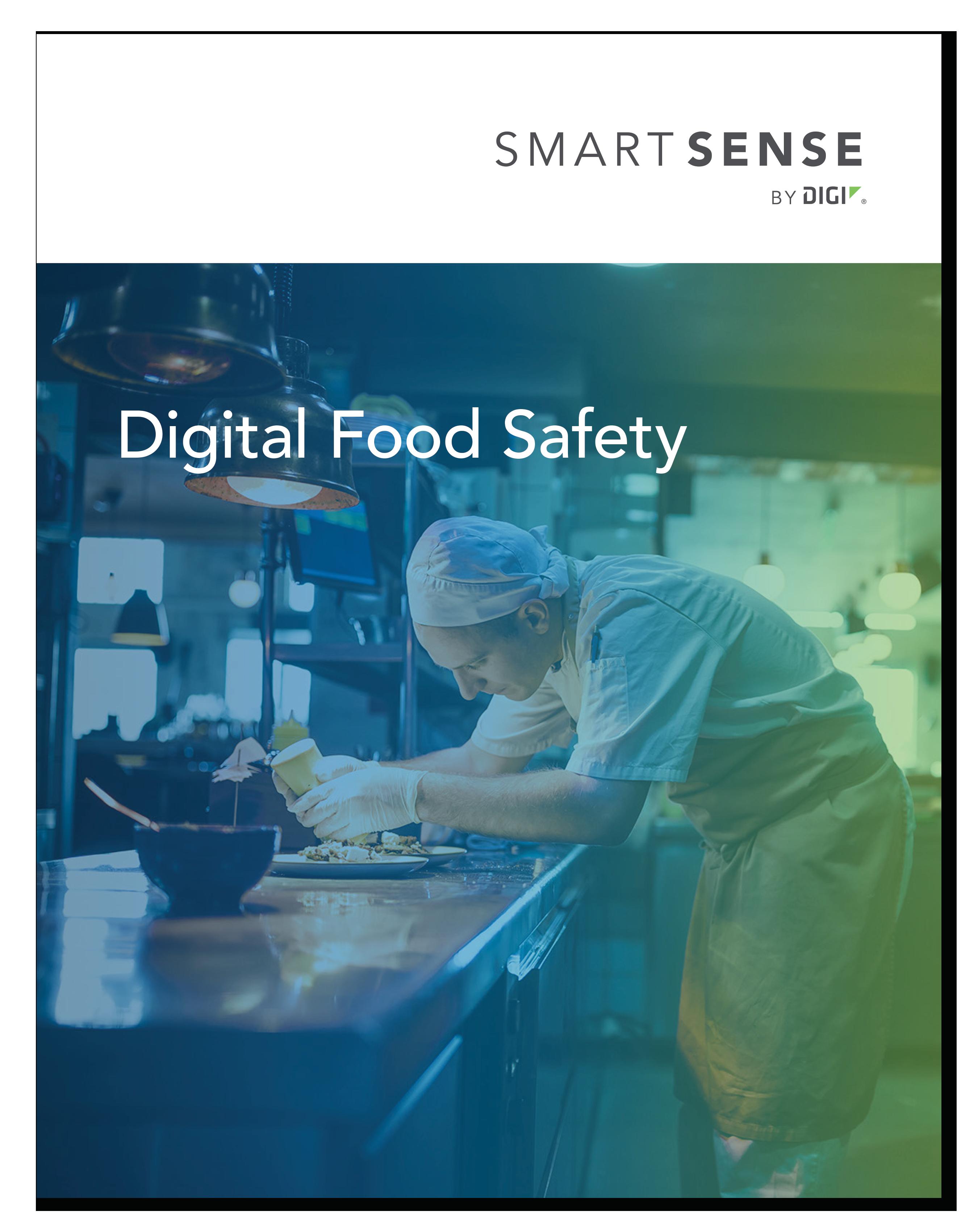 Digital Food Safety Brochure Thumbnail