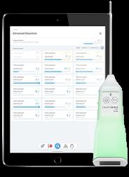 SmartSense Bluetooth Probe and checklists