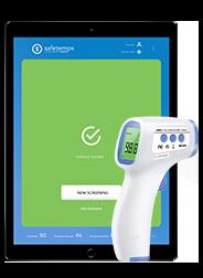 Safetemps employee health screening