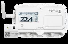 SmartSense wireless sensors