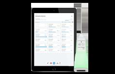 SmartSense Bluetooth Probe and checklist