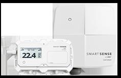 SmartSense sensor and gateway